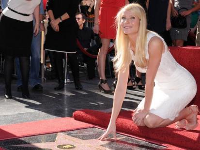 Gwyneth Paltrow dostała swoją gwiazdę