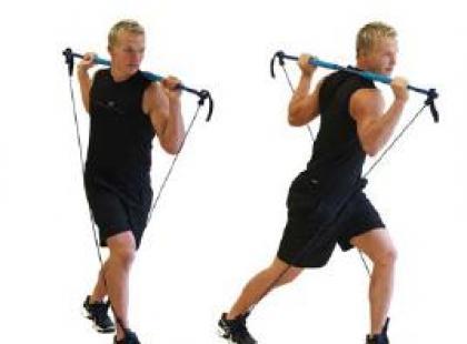 Gymstick zamiast siłowni