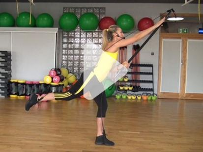 Gymstickowy trening na triceps [video]