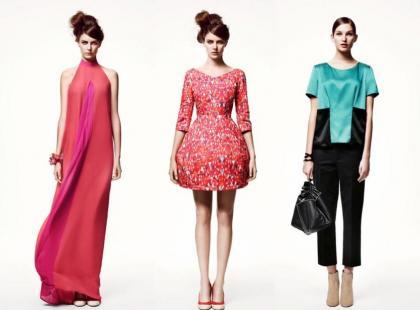 H&M - kolekcja wiosna/lato 2011