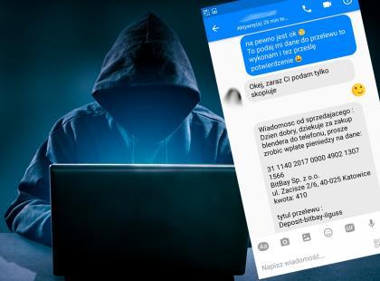 Haker najpierw przejmuje twoje konto na Facebooku, a potem wyłudza pieniądze od twoich znajomych!