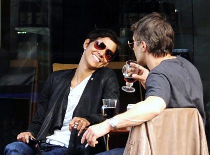 Halle Berry i Olivier Martinez na randce