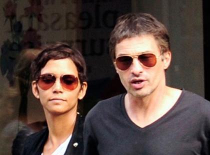 Halle Berry i Olivier Martinez zamierzają się pobrać