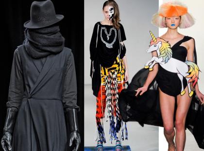 Halloween 2012: kostiumowe inspiracje z wybiegów