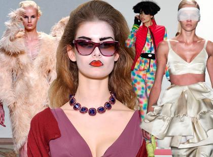 Halloween 2013: zainspiruj się kreacjami z wybiegów mody