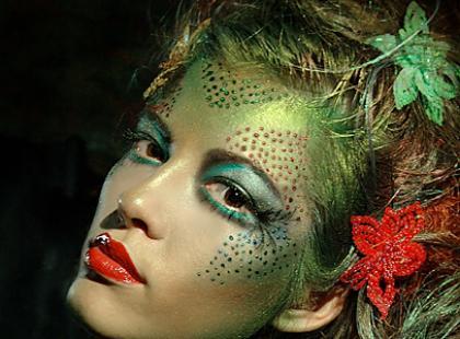 Halloweenowe makijaże