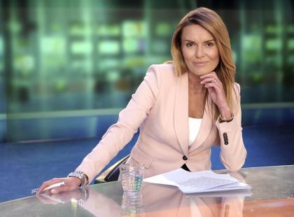Hanna Lis wróciła do pracy w telewizji