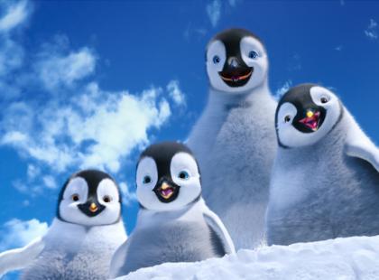 Happy Feet: Tupot małych stóp powraca