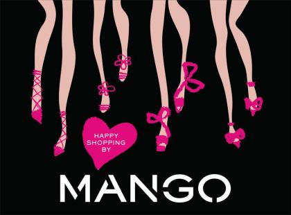 Happy Shopping z Mango