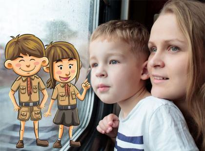 Harcerze pomogą bezdomnym mamom z dziećmi!