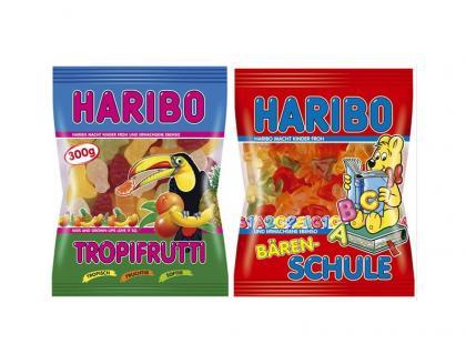 Haribo - Wesoła podróż z paczką