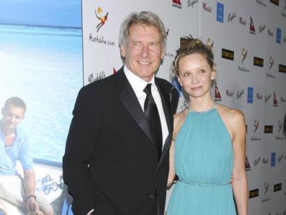 Harrison Ford i Calista Flockhart zaręczyli się