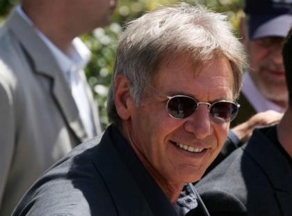 Harrison Ford najlepiej opłacanym aktorem w Hollywood!