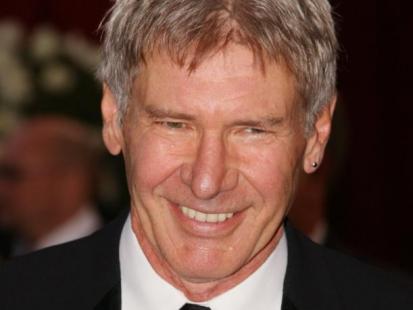 Harrison Ford zrobił sobie kolczyk
