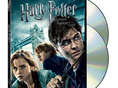 """""""Harry Potter i insygnia śmierci"""" cz.1 już na DVD"""