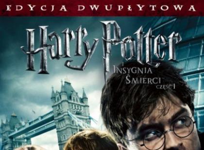 """""""Harry Potter i Insygnia Śmierci: cz. 1"""" na DVD i Blu-ray od 15 kwietnia"""