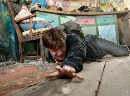 Harry Potter i Insygnia Śmierci już w kinach