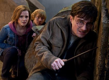 Harry Potter i Insygnia Śmierci na DVD i Blu-ray od 11 listopada!