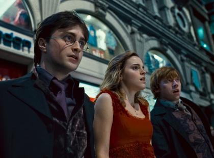 """""""Harry Potter i Insygnia Śmierci"""" - uroczysta premiera DVD i Blu-ray z udziałem gwiazd już 4 kwietnia!"""