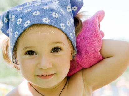 Hartowanie dziecka