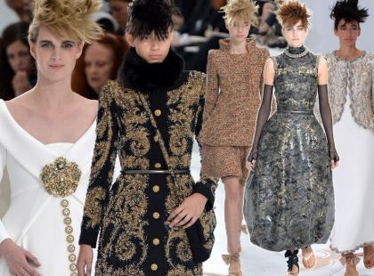 Haute Couture w Paryżu: Karl Lagerfeld i jego Chanel