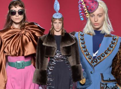 Haute Couture w Paryżu: mistrzyni awangardy na wybiegu