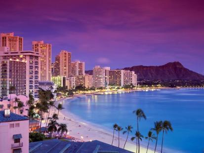 Hawaje - Rajski stan USA