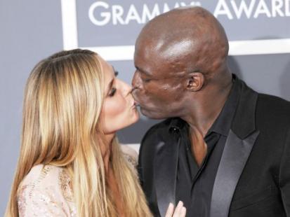 Heidi i Seal zdradzą przepis na miłość