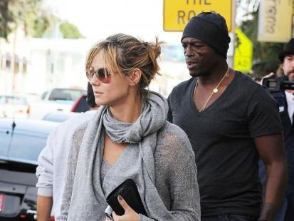 Heidi Klum i Seal bliscy rozwodu!