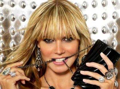 Heidi Klum twarzą Astor