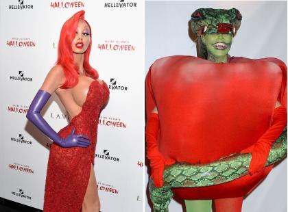 Heidi Klum zachwyciła swoim przebraniem na Halloween już 15 razy. Jesteśmy pod wrażeniem!