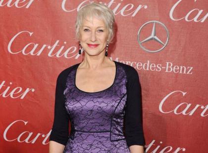 Helen Mirren nie popiera operacji plastycznych
