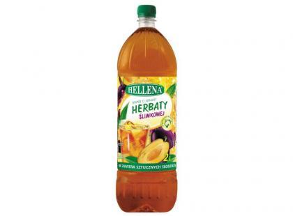 Hellena - Napój o smaku herbaty śliwkowej
