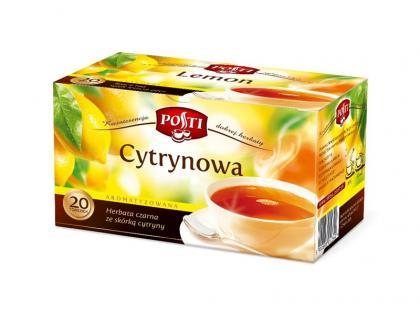 Herbata Cytrynowa POSTI