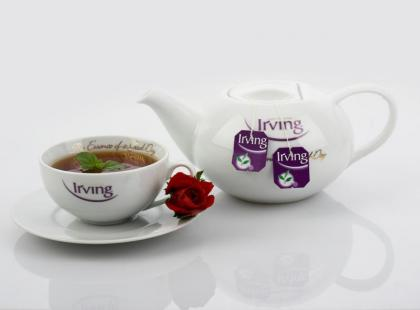 Herbata Irving Earl Grey podbija serca