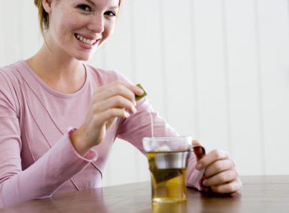 Herbata kontra bakterie