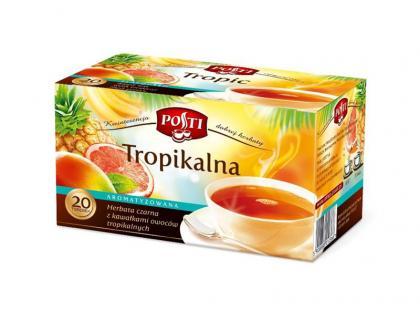 Herbata Tropikalna POSTI