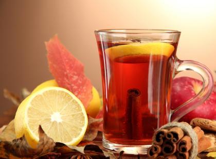 Herbata z cytryną - czy jest szkodliwa?