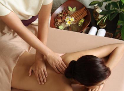 Historia masażu