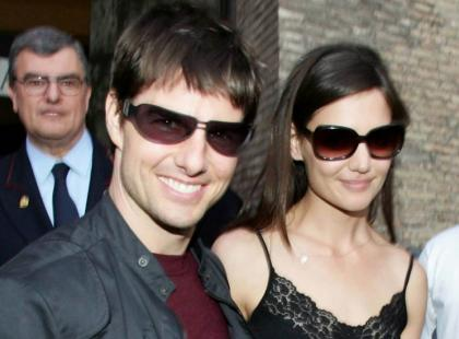 Historia miłości Katie Holmes i Toma Cruise'a