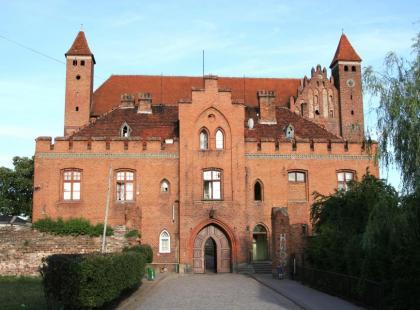 Historyczne polskie zamki