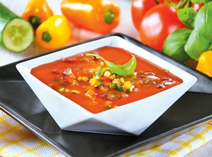 Hiszpański chłodnik - sprawdź nasze przepisy na gazpacho