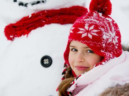 Hit! 5 pomysłów na zimowy spacer z dzieckiem
