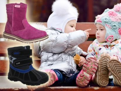 Hit! Dobieramy buty na jesień dla malucha