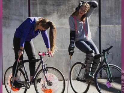 Hit! Dowiedz się więcej o bike polo!