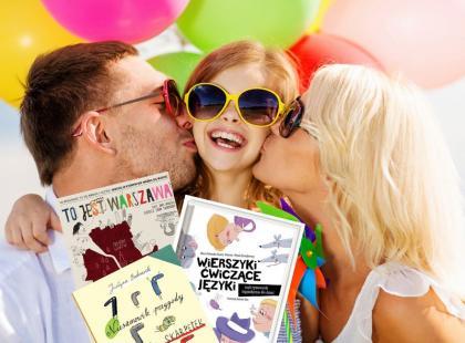 Hit! Książkowe pomysły na prezent na Dzień Dziecka