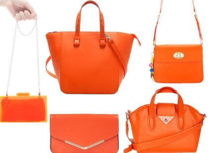 Hit lata: pomarańczowe torebki - propozycje już od 39zł