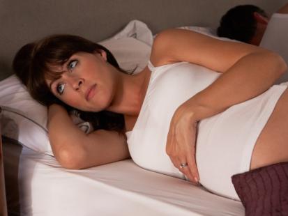 Hit! Oto jak poradzić sobie z bezsennością w ciąży!