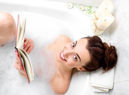Hit! Powstała wodoodporna książka dla miłośników czytania w wannie