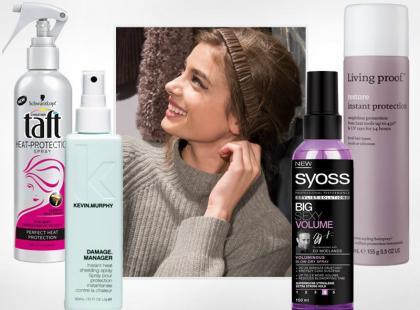 Hit redakcji: najlepsze kosmetyki termoochronne do włosów
